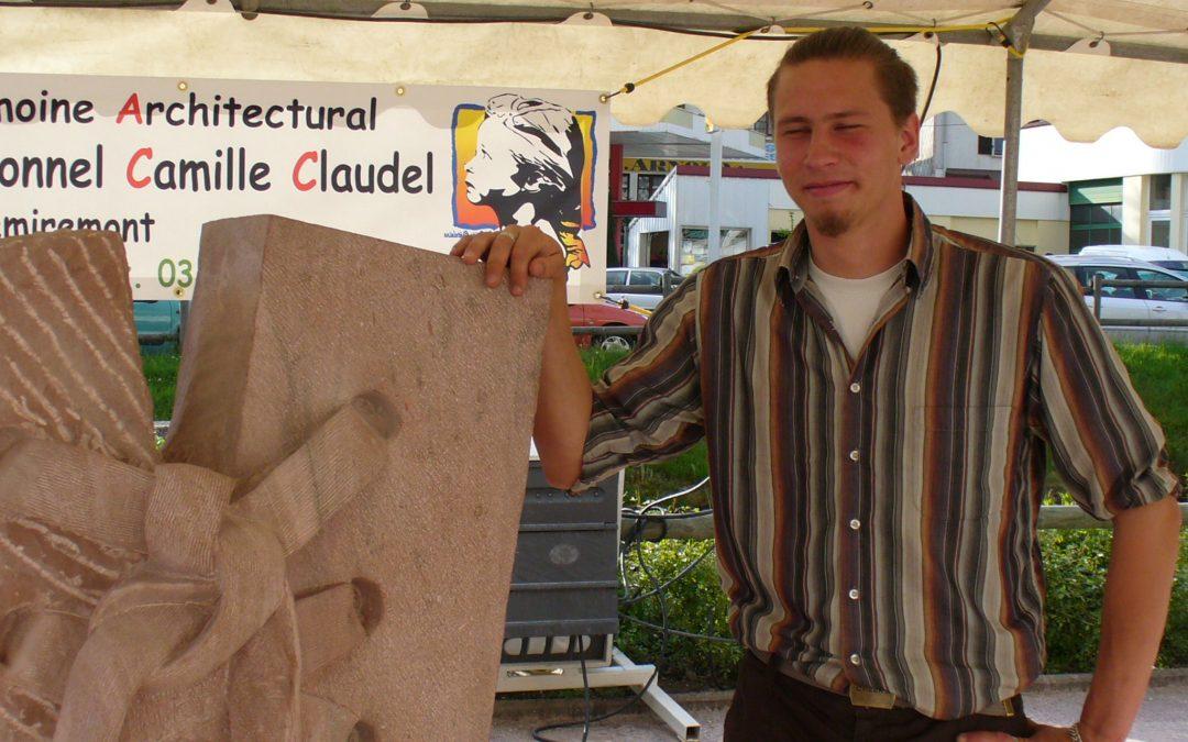 Festival international de sculpture de La Bresse