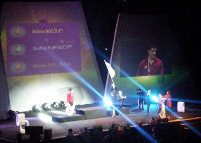 Olympiades des métiers 2012