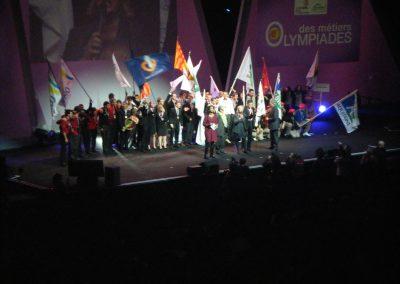 42° Olympiades des métiers