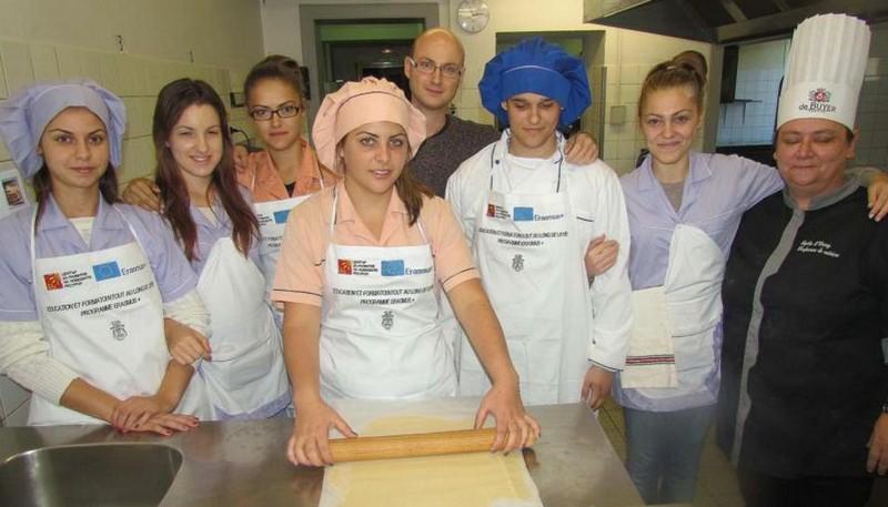 Accueil élèves bulgares