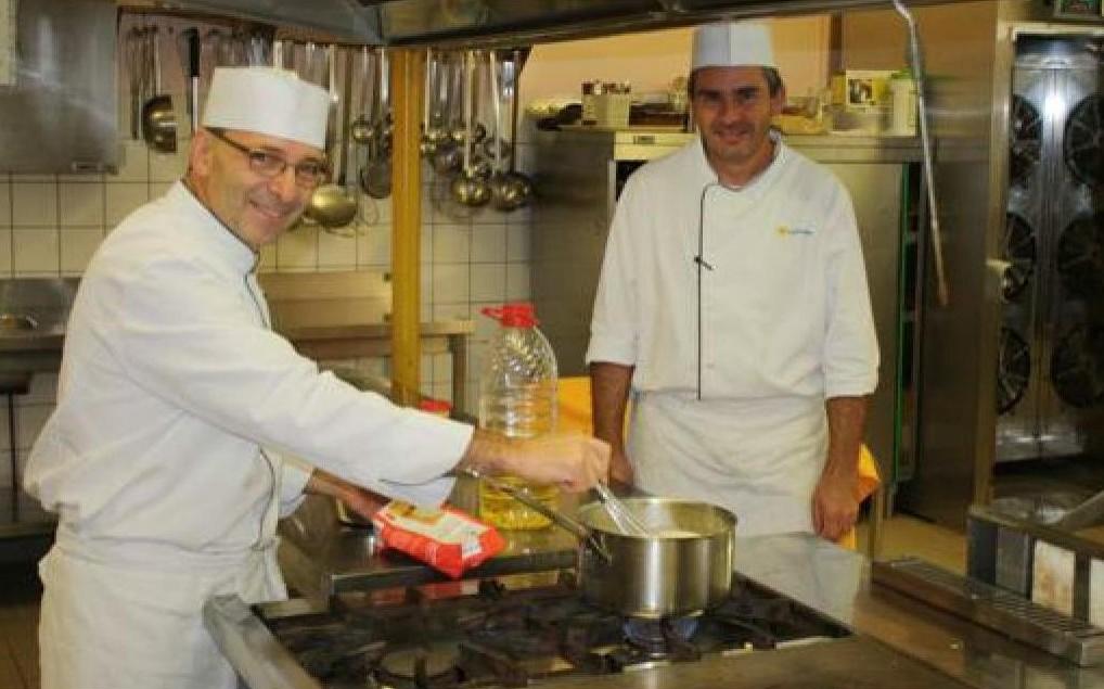 Le lycée Camille Claudel prépare la semaine du goût