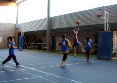 Le basket au lycée