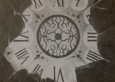 Projet d'horloge en pierre