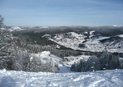 Station de ski de l'ermitage frère Joseph (Vosges)