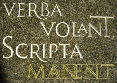 citation latine