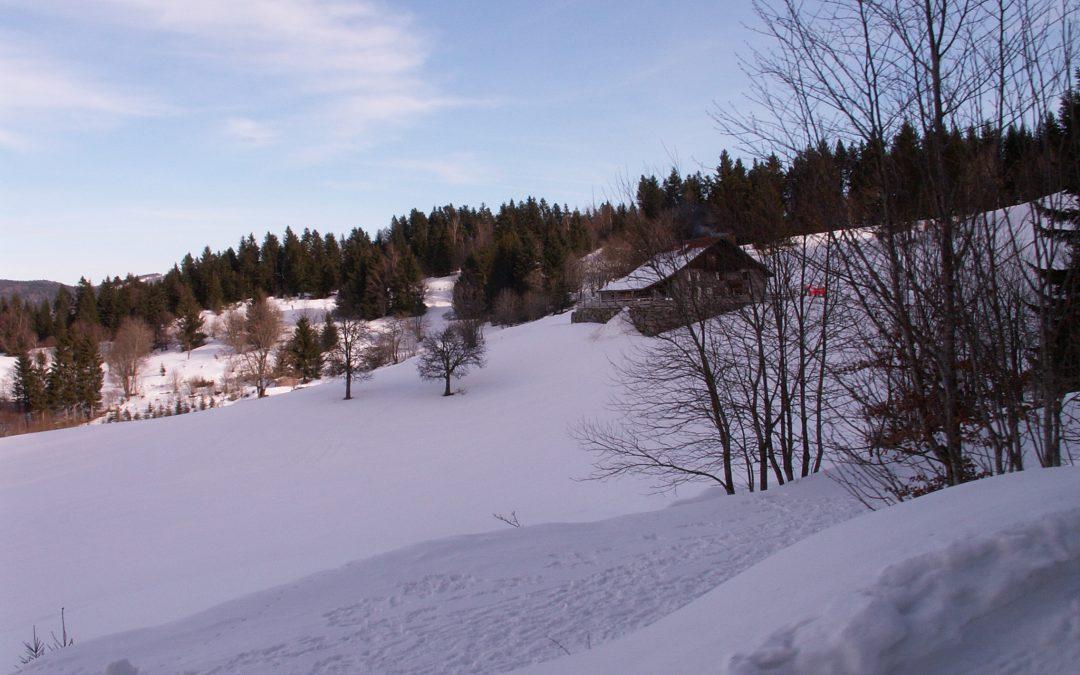 Semaine de ski du lycée Camille Claudel