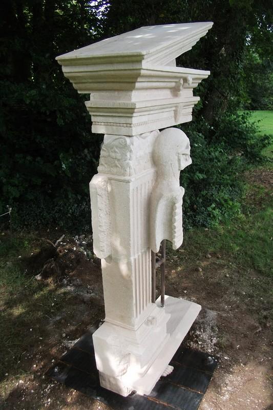 Symposium de sculpture de Villers les Nancy.