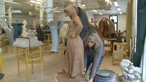 Formation à la sculpture sur pierre