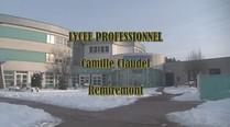 Présentation du lycée Camille Claudel