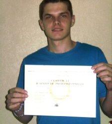 La réussite de Vojta, notre élève tchèque