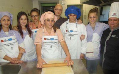 Accueil de nos partenaires bulgares
