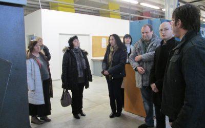Visite d'enseignants Bulgares