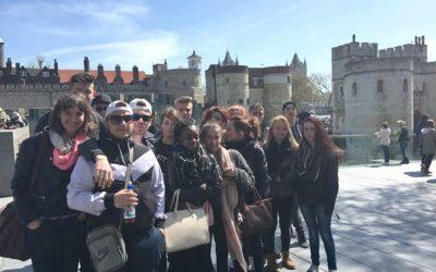 Voyage à Londres 2016