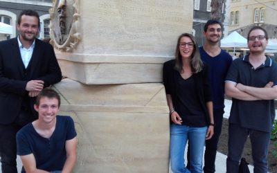 Les élèves du lycée Camille Claudel font un tabac à Metz !