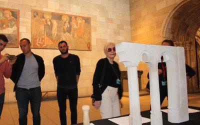 5 élèves participent à la journée de la sculpture à New-York