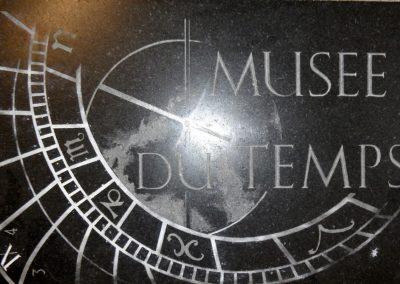 Gravure Musée du temps