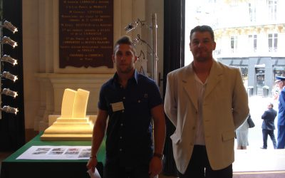 Le concours général des métiers 2012