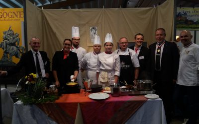 Salon de la gourmandise du Rotary Club à Epinal