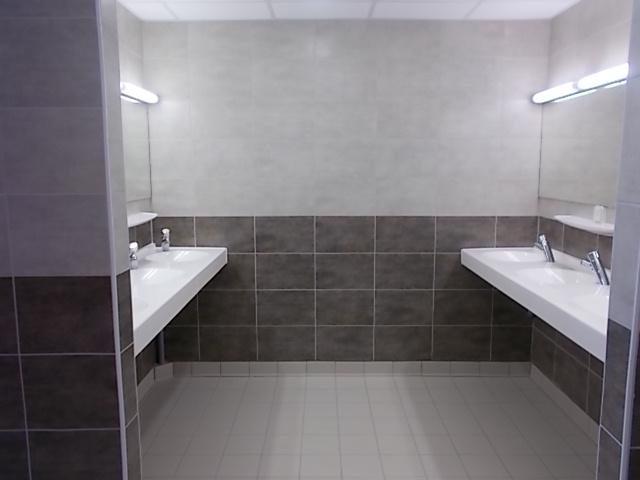 L'internat - Salle de bain