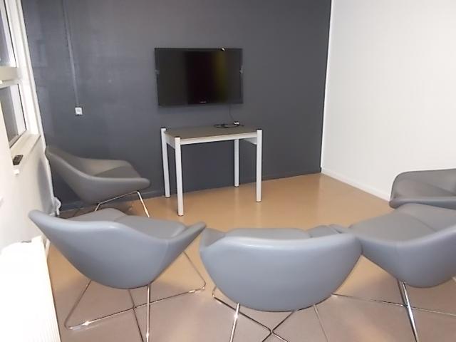 L'internat - salle TV