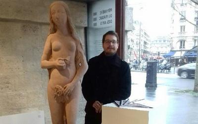 Adrien THOUVENIN premier prix avenir jeune de l'INMA