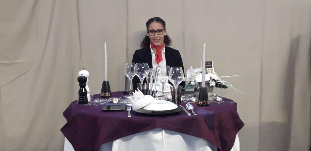 La table de Camilla