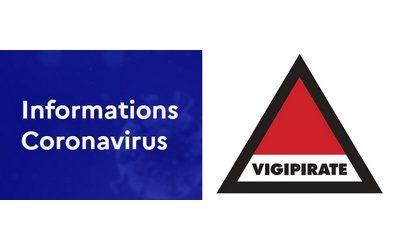 Protocole sanitaire et plan Vigipirate